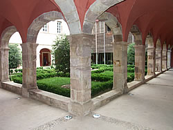 st chinian cloisters
